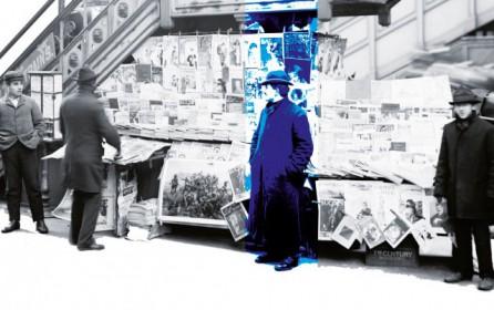 Federico Ferrazza<br/>Facebook: l&#8217;edicola dove comprare il giornale